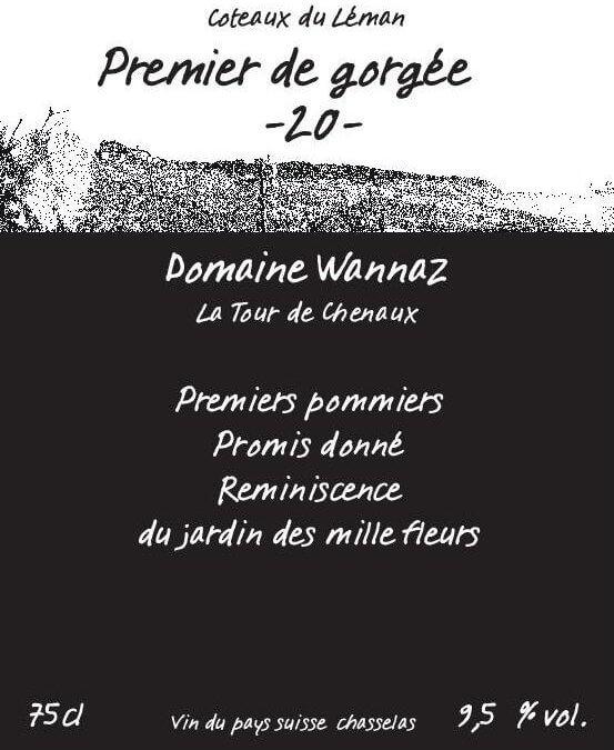 Premier de gorgée -20- (disponible prochainement)