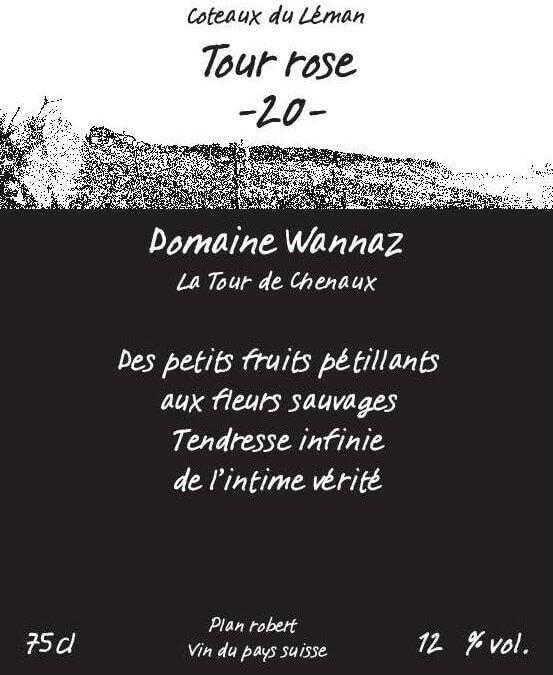 Tour rose -20- (disponible prochainement)